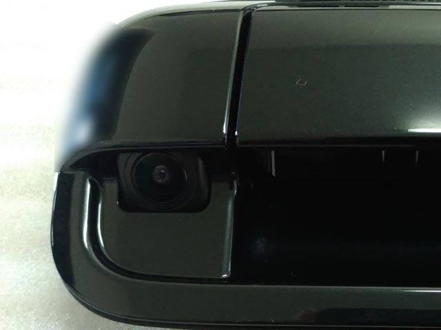 社外品バックカメラ取付