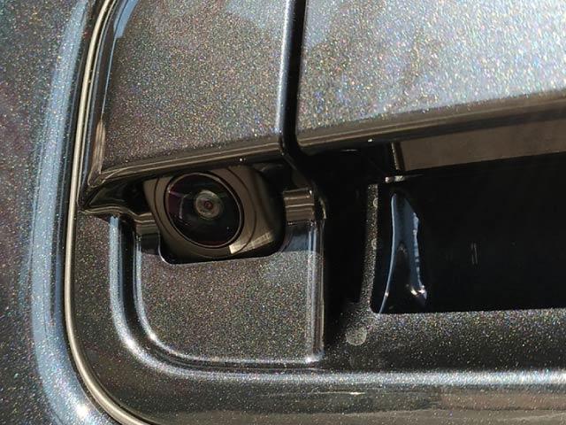da17v  社外品バックカメラ