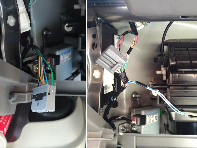 DA17V ウィンカーアンサーバック 配線