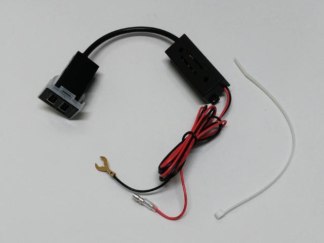 リバーシブルUSBポート 4.8A VP-131